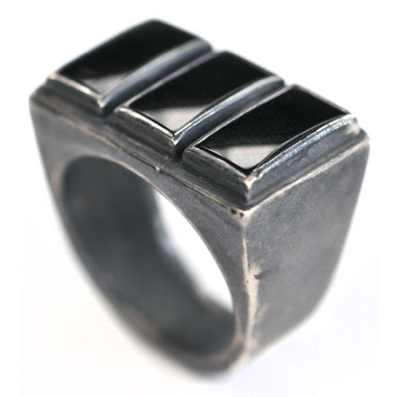 Henson Tripplex Ring
