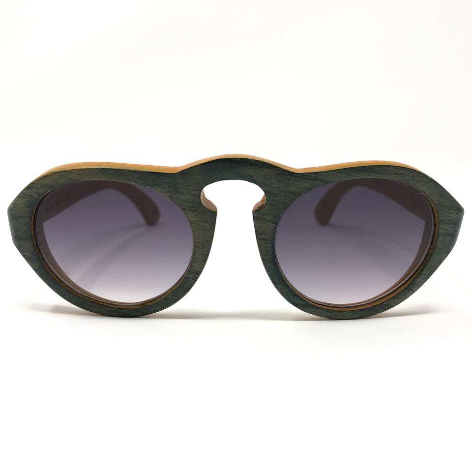 None The Wiser Chaplin Sunglasses