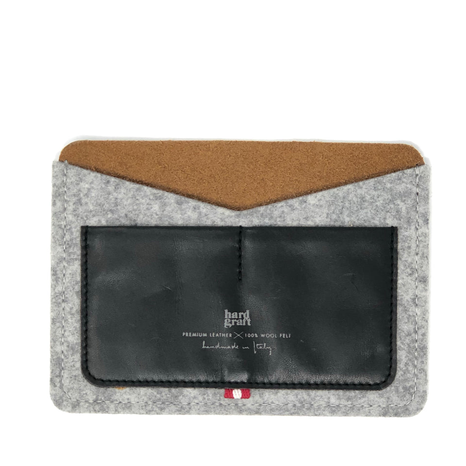 Hard Graft Passport Wallet: Smoke