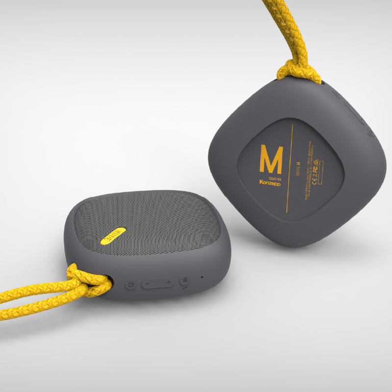 Konzepp x Nude Audio MOVE M Limited Edition Speaker
