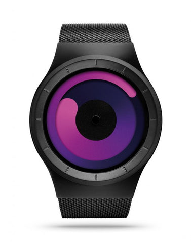 ZIIIRO Mercury: Black Purple