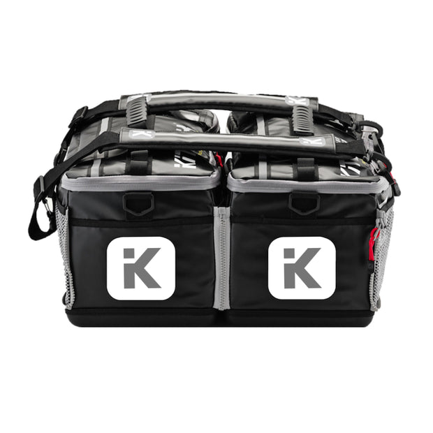 The KitBrix Bag - Ballistic Black