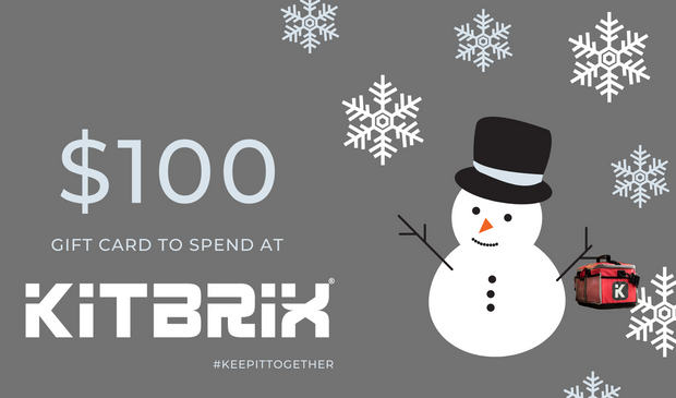 The KitBrix Gift Card $100