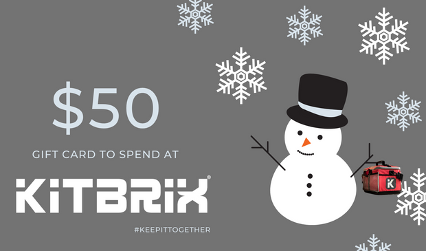 The KitBrix Gift Card $50