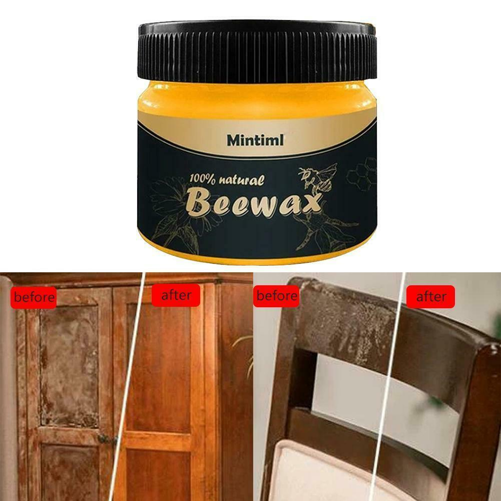 Mintiml™ Natural Beeswax Furniture Care Polishing