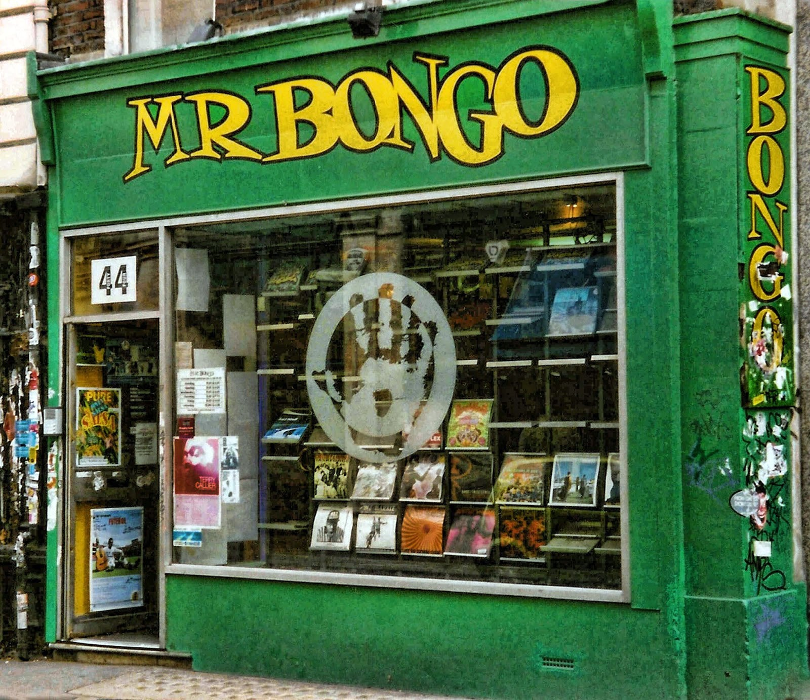 mr bongo records london