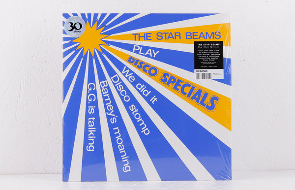 Star Beams Play Disco Specials - Vinyl LP/CD - Mr Bongo