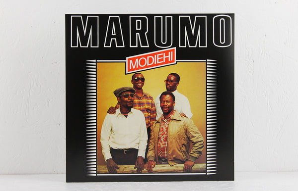 Marumo Modiehi – Vinyl LP/CD - Mr Bongo
