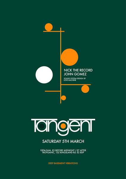 Tangent with Nick The Record