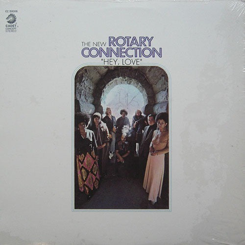 Rotary Connection - Hey, Love - Vinyl LP