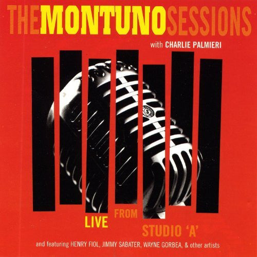 The Montuno Sessions - Live From Studio A - CD/MP3