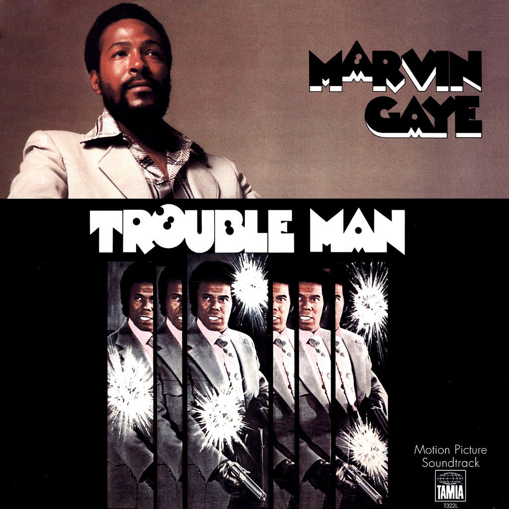 Marvin Gaye ‎– Trouble Man – Vinyl LP