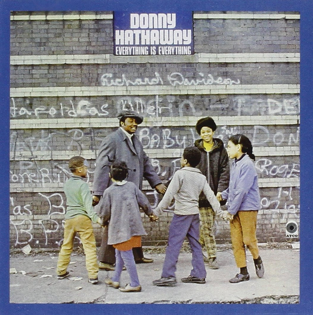 Donny Hathaway ‎– Everything Is Everything