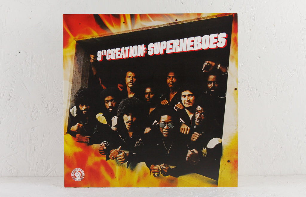 Superheroes – Vinyl LP