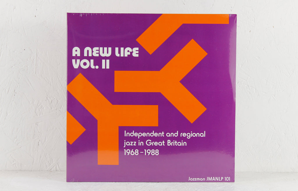 A New Life Vol II: Independent & Regional Jazz In Great Britain 1968-1988 – Vinyl LP