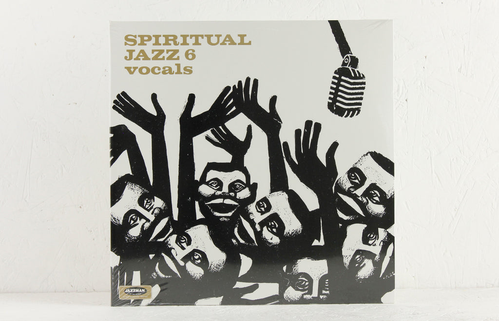 Jazzman presents Spiritual Jazz Volume 6 Vocals LP