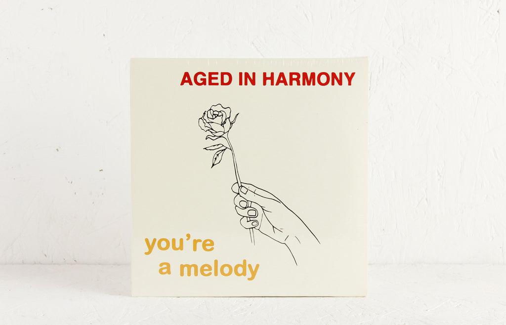 "Aged In Harmony ‎– You're A Melody – 3x7"" Vinyl"