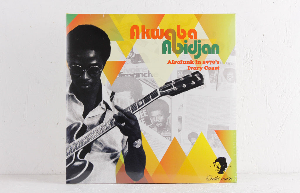 Various Artists – Akwaba Abidjan – Vinyl 2–LP
