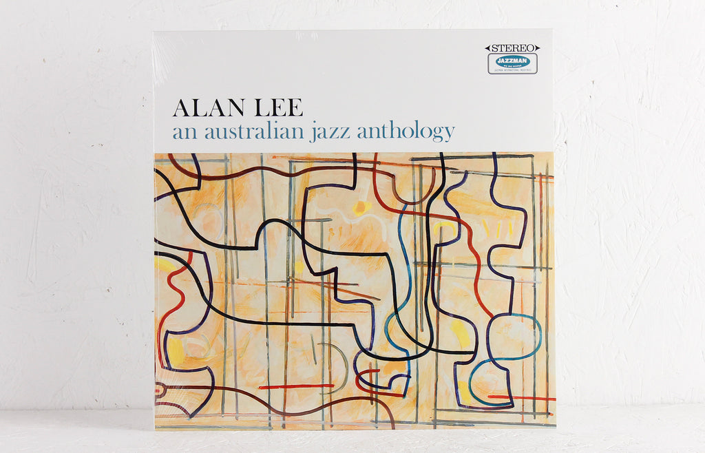 Alan Lee ‎– An Australian Jazz Anthology – Vinyl LP