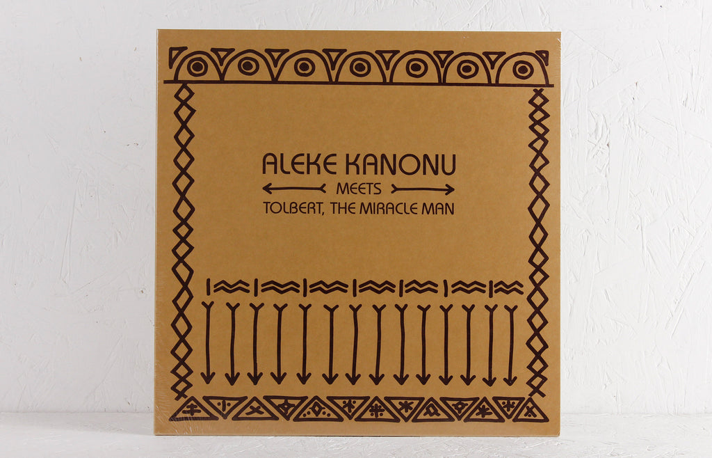 "Aleke Kanonu meets Tolbert The Miracle Man ‎– Happiness / Nwanne, Nwanne, Nwanne – 12"" EP"