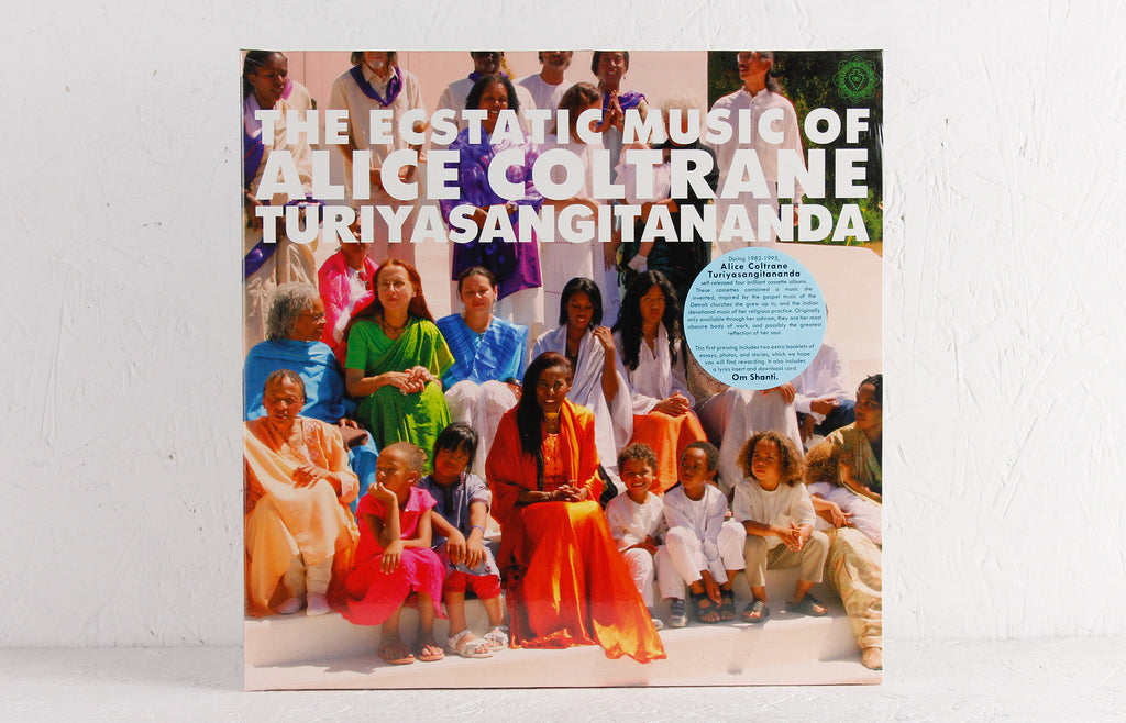 The Ecstatic Music of Alice Coltrane Turiyasangitananda – 2-LP Vinyl