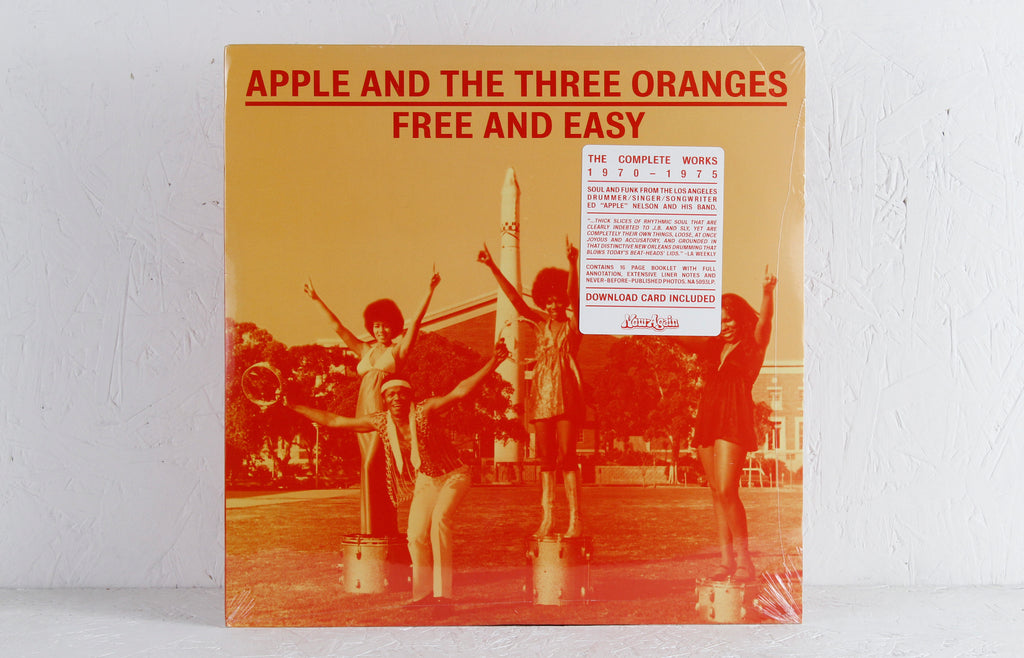 Free And Easy – 2-LP Vinyl