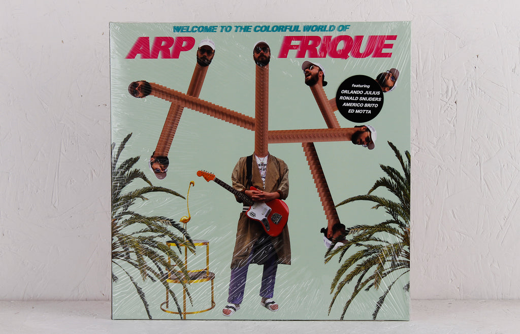 Welcome To The Colorful World Of Arp Frique – Vinyl LP