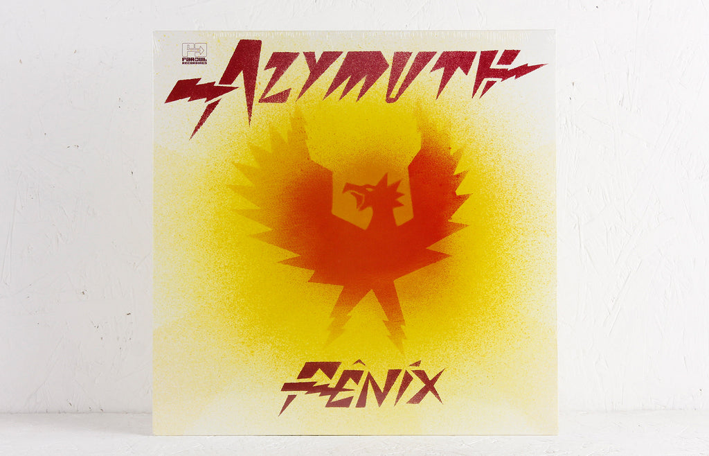 Azymuth – Fenix – Vinyl LP