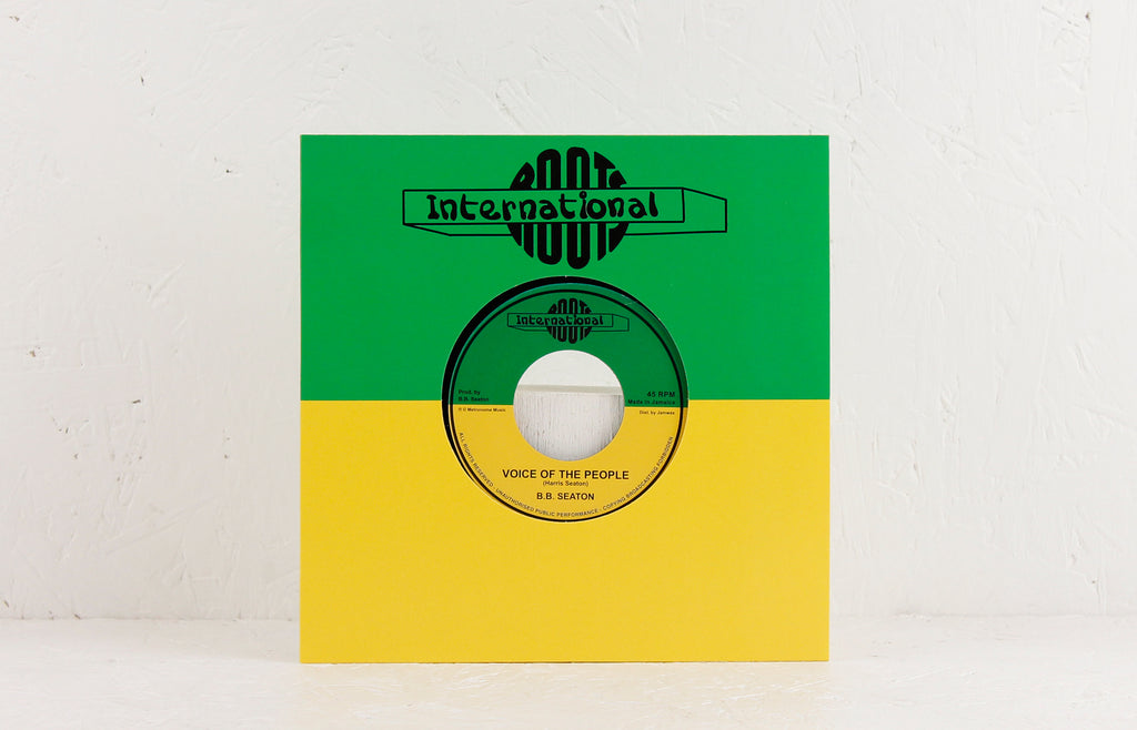 Voice of the People – Vinyl 7""