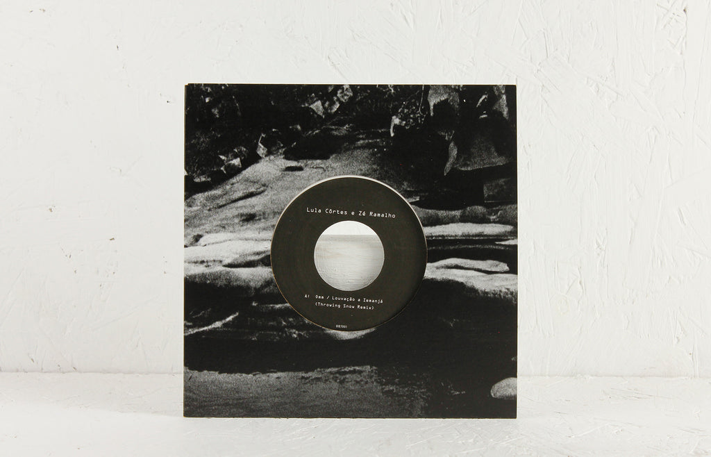 "Lula Cortes Ze Ramalho – Paebiru Remixed: Throwing Snow & Illum Sphere – 7"" Vinyl"