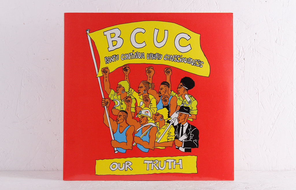 BCUC ‎– Our Truth – Vinyl EP
