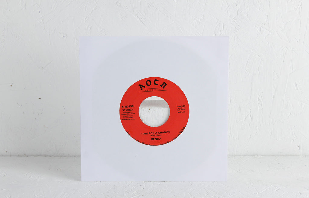 Time For A Change – Vinyl 7""