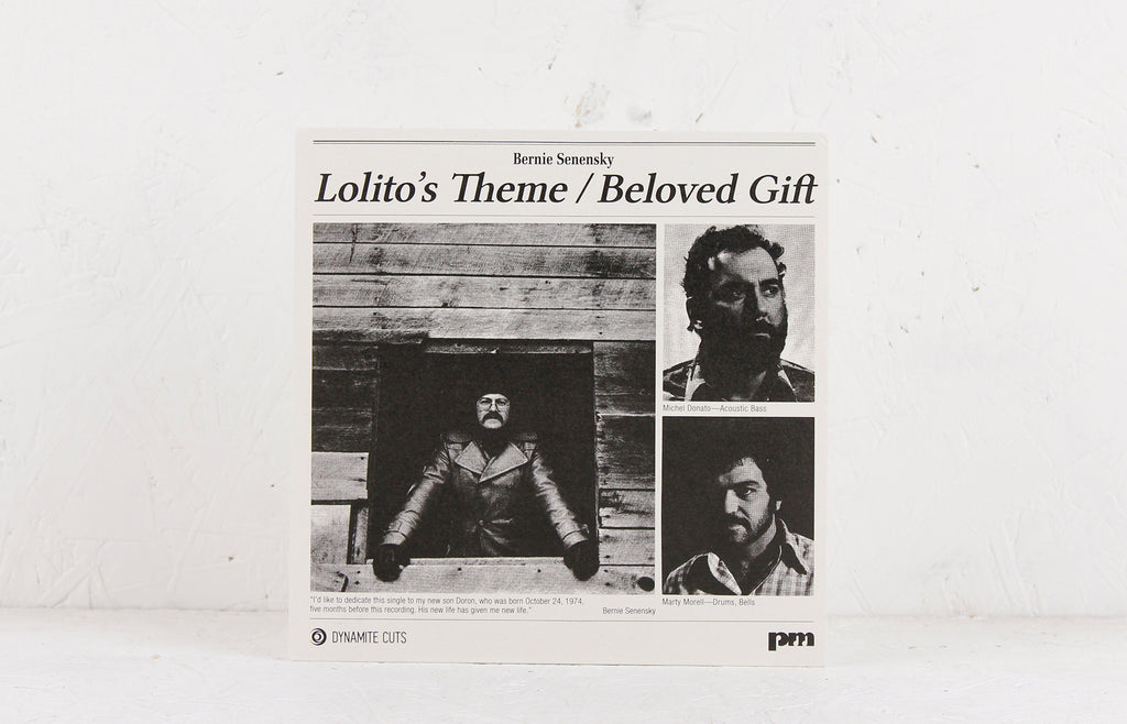 Lolito's Theme / Beloved Gift – Vinyl 7""