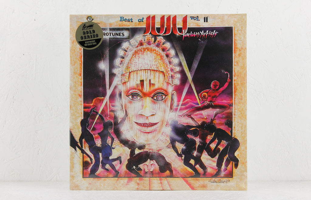 Afrotunes Best Of Juju Vol. II – Vinyl LP