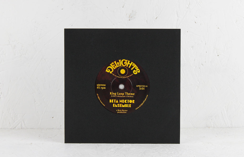 King Lunp Theme / Into the Light  Vinyl 7""