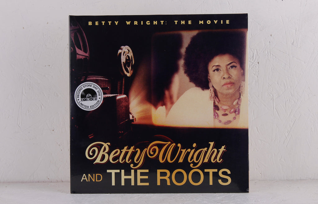 Betty Wright: The Movie – Vinyl 2-LP