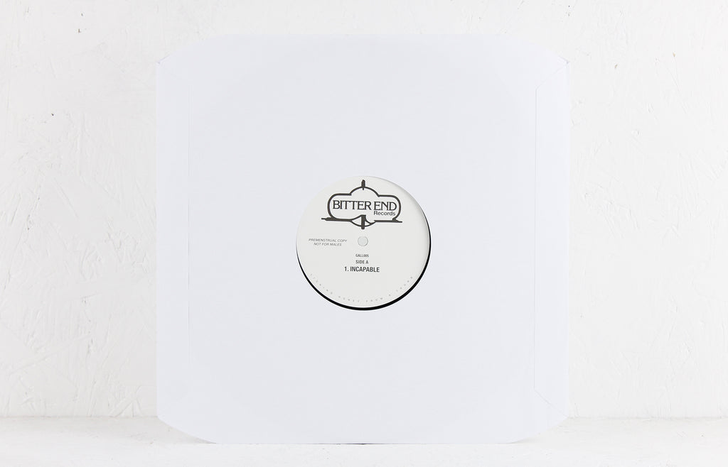 Incapable – Vinyl 12""