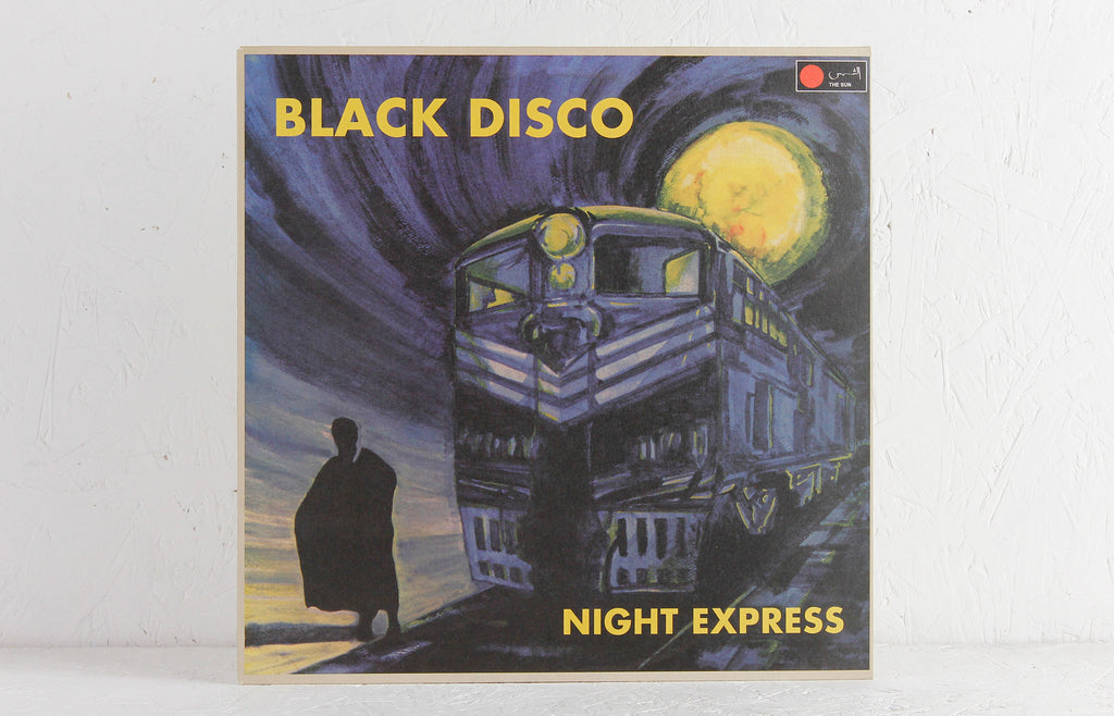 Black Disco ‎– Night Express – Vinyl LP