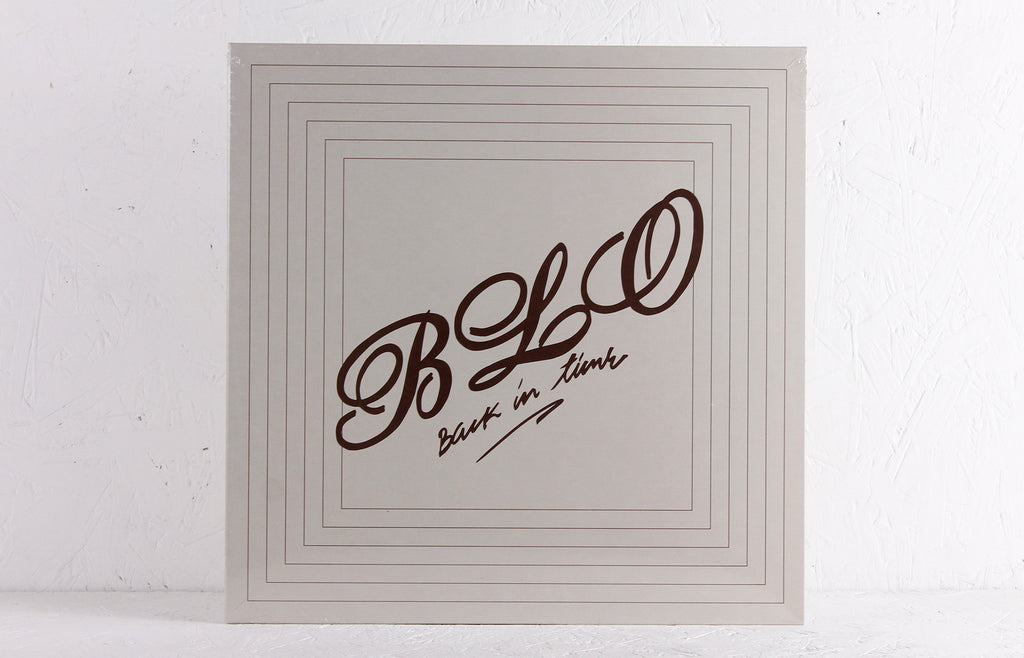 "Blo – Back In Time – 12"" Vinyl"