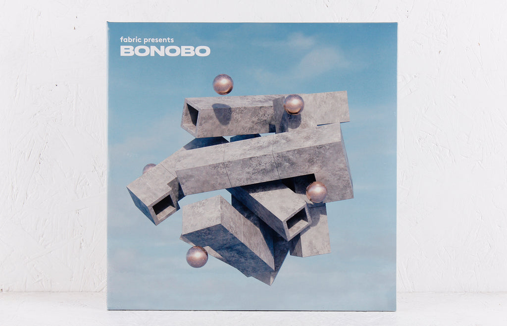 Various Artists – fabric presents Bonobo – Vinyl 2LP