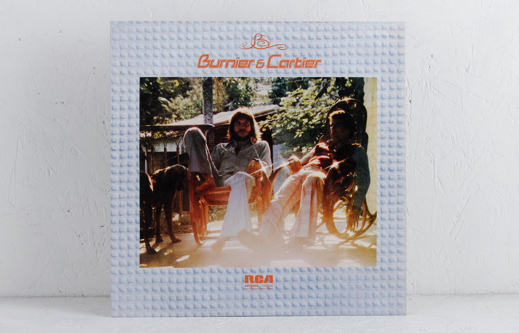 Burnier & Cartier – Vinyl LP/CD