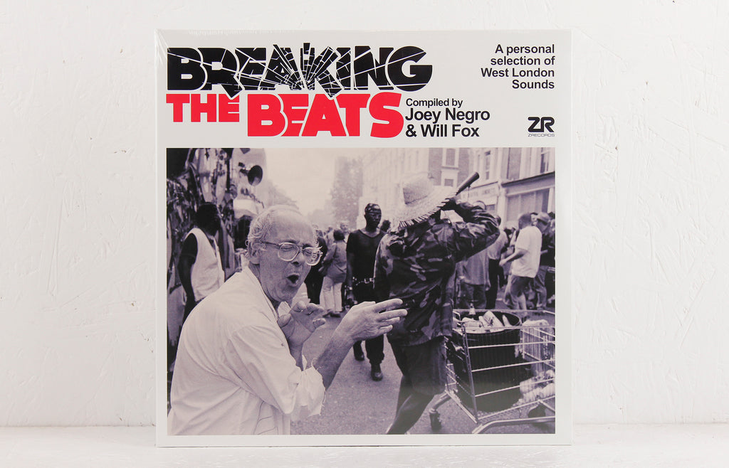 Breaking The Beats (A Personal Selection Of West London Sounds) – Vinyl 2LP