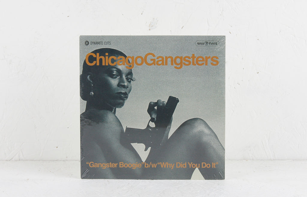 Gangster Boogie / Why Did You Do It – Vinyl 7""