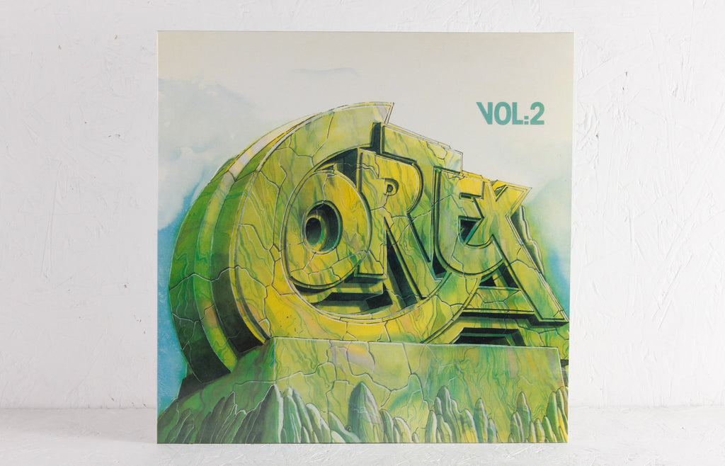 Cortex – Volume 2 – Vinyl LP