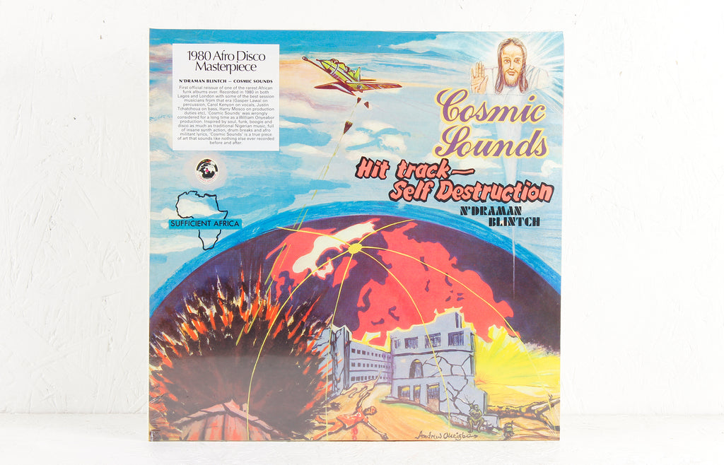 Cosmic Sounds – Vinyl 12""
