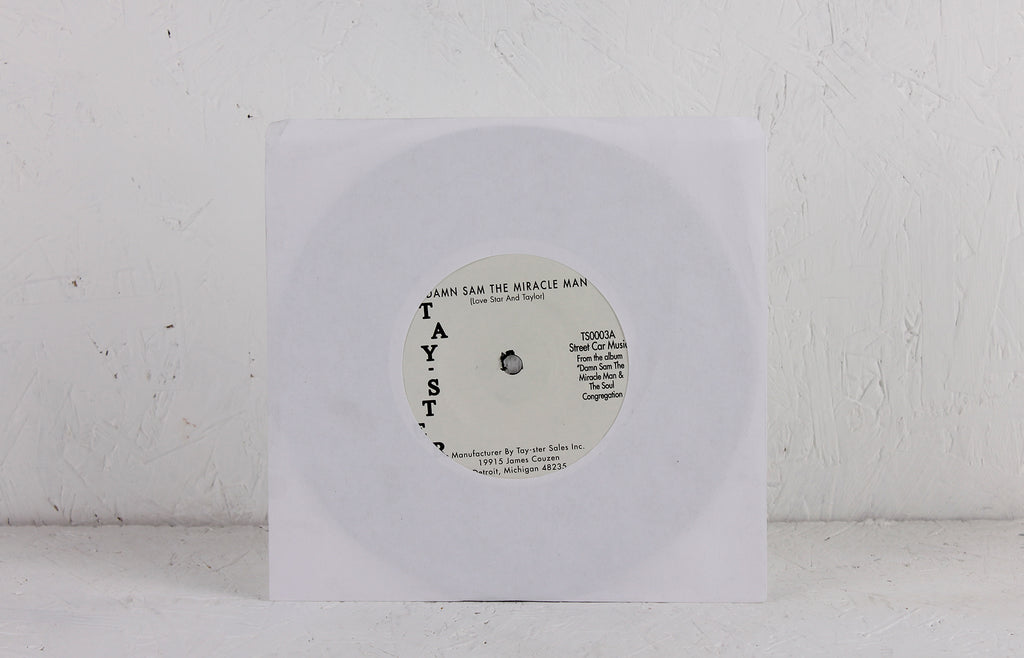 Damn Sam The Miracle Man / Give Me Another Joint – Vinyl 7""