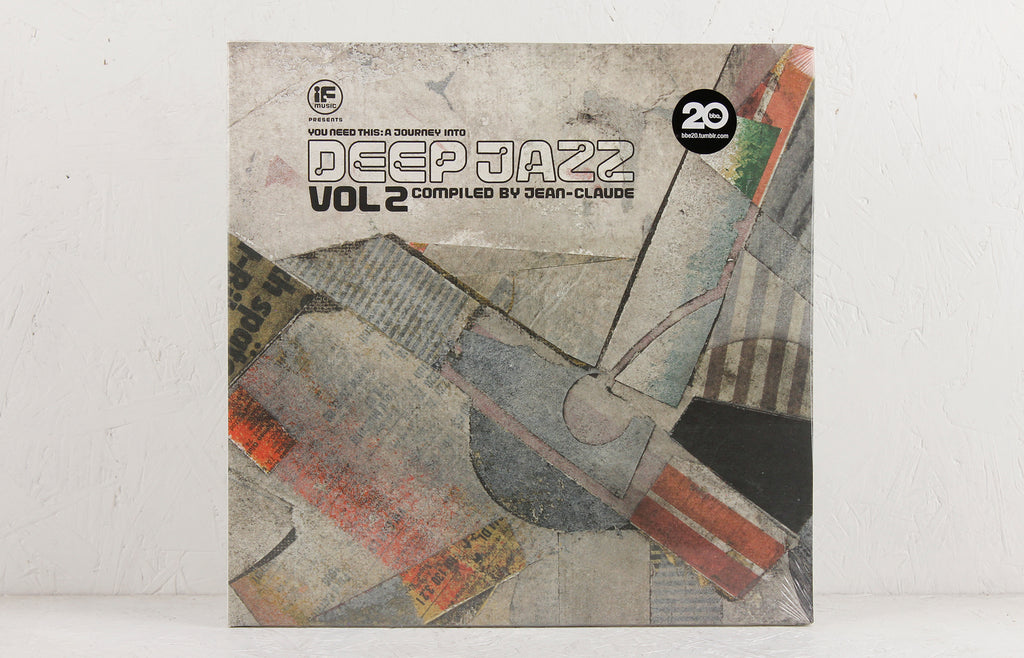You Need This: A Journey Into Deep Jazz Vol 2 – Vinyl 2LP