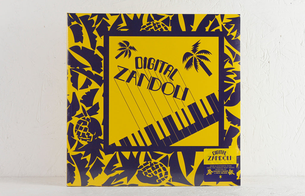 Digital Zandoli – Vinyl 2-LP