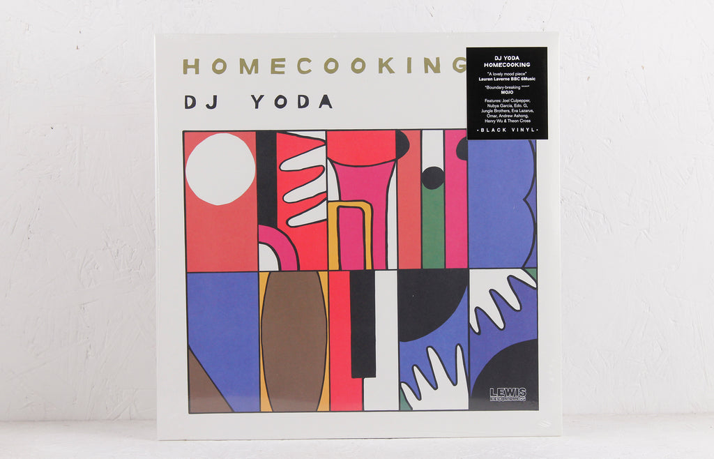 Homecooking – Vinyl LP