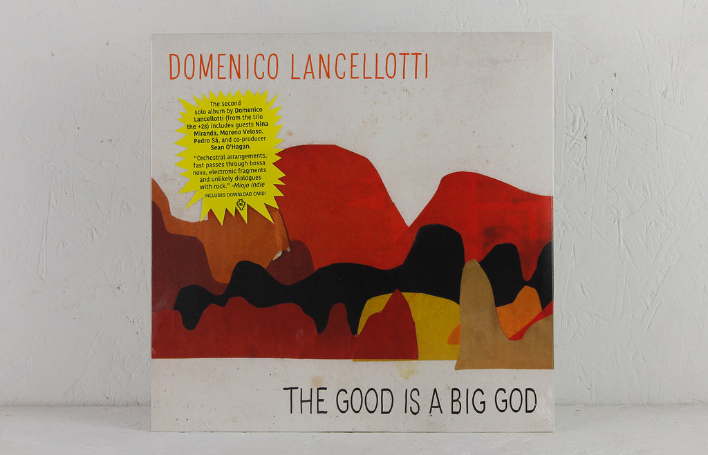 The Good Is a Big God – Vinyl LP